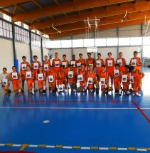 Camp di basket Alicante Spagna
