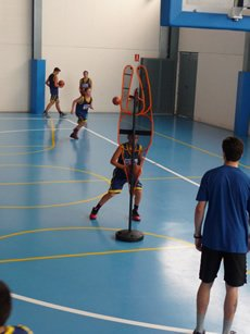 International Basketball Camp Alicante Spain